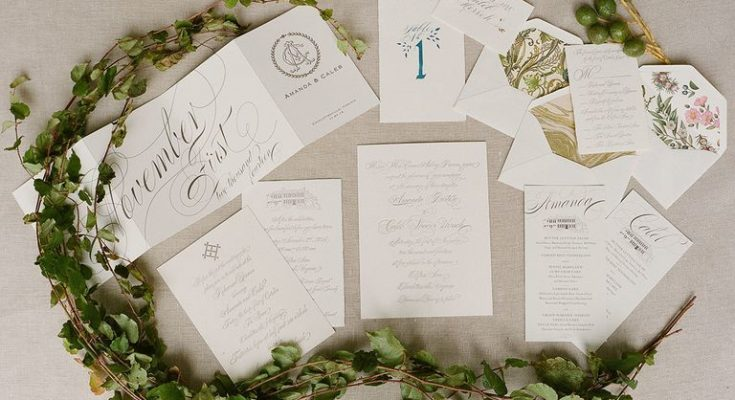 Tips to choose a Wedding Invitation