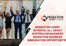 Migration agent in Perth