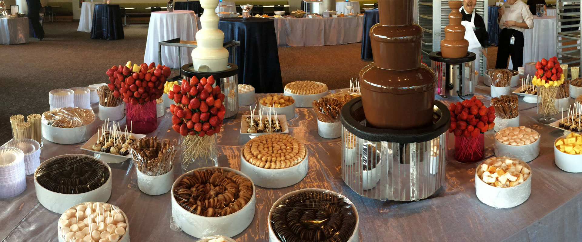 How to Select A Chocolate Fountain2