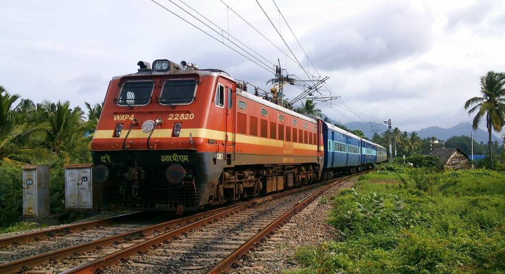 Why People Choose Trains For Their Journeys In India