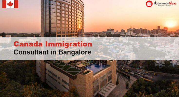 Canada Immigration Consultant in Bangalore