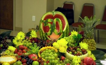 Fruit birthday gifts