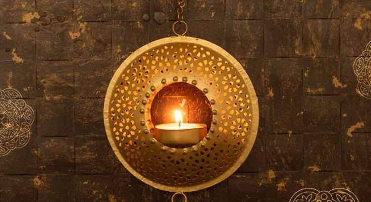 Traditional Indian Wall-Hanging Decor - 7 Unique Home Decor Ideas