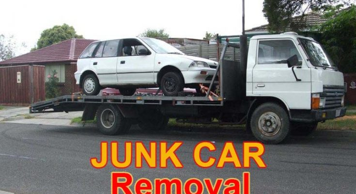 Junk Car Removal Companies