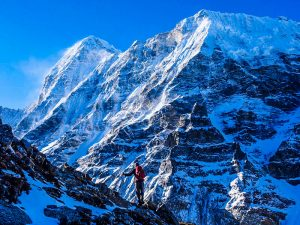 try trekking in the Himalayas