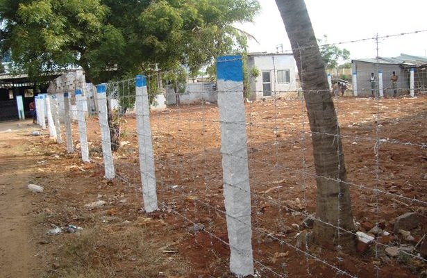 Barb wire fence supplies