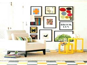 big paintings for living room